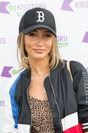Megan McKenna at Kisstory on the Common in London 2018/07/21 2