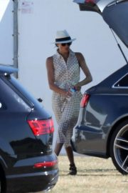 Meghan Markle at Audi Polo Cup in Berkshire 2018/06/30 1