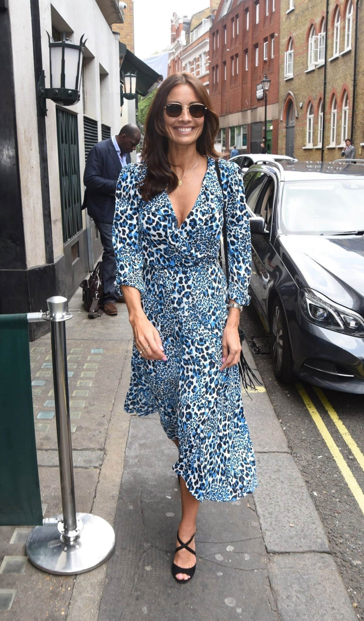 Melanie Sykes at a Party in London 2018/06/01 1