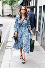 Melanie Sykes at a Party in London 2018/06/01 5