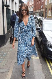 Melanie Sykes at a Party in London 2018/06/01 10