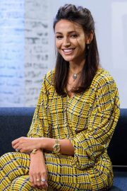 Michelle Keegan at Our Girl Build Panel Discussion in London 2018/07/05 3