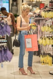 Mollie King Shopping at Boux Avenue Store in London 2018/06/28 2