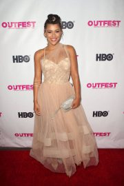 Montana Manning at Outfest Film Festival Opening Night Gala in Los Angeles 2018/07/12 10
