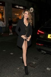 Nadine Coyle  at Freedom Bar in London 2018/06/2 1