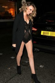 Nadine Coyle  at Freedom Bar in London 2018/06/2 4