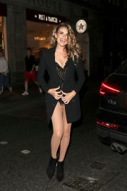 Nadine Coyle at Freedom Bar in London 2018/06/25 2