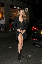 Nadine Coyle at Freedom Bar in London 2018/06/25 3