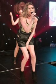 Nadine Coyle Performs at Manchester Pride Spring Benefit Charity Ball 2018/05/17 2