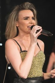 Nadine Coyle Performs at Manchester Pride Spring Benefit Charity Ball 2018/05/17 9
