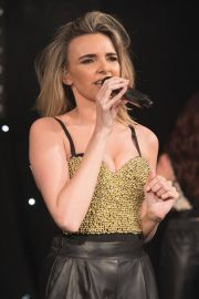 Nadine Coyle Performs at Manchester Pride Spring Benefit Charity Ball 2018/05/17 10