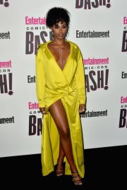 Nafessa Williams at Entertainment Weekly Party at Comic-con in San Diego 2018/07/21 2