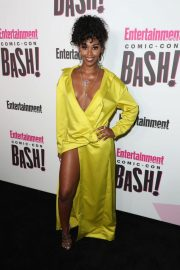 Nafessa Williams at Entertainment Weekly Party at Comic-con in San Diego 2018/07/21 3