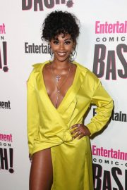 Nafessa Williams at Entertainment Weekly Party at Comic-con in San Diego 2018/07/21 4
