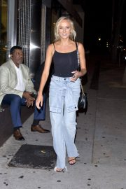 Nastia Liukin in Denim Out for Dinner in West Hollywood 2018/07/21 8