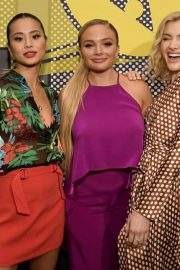 Natalie Alyn Lind at Pizza Hut Lounge at Comic-con in San Diego 2018/07/21 2