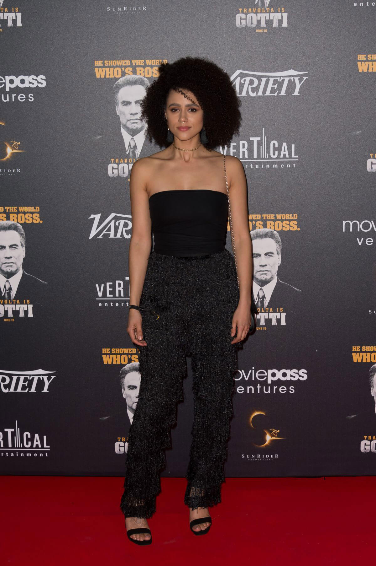 Nathalie Emmanuel at Gotti Premiere Afterparty in Cannes 2018/05/15 1