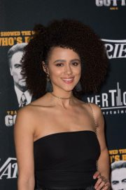 Nathalie Emmanuel at Gotti Premiere Afterparty in Cannes 2018/05/15 2