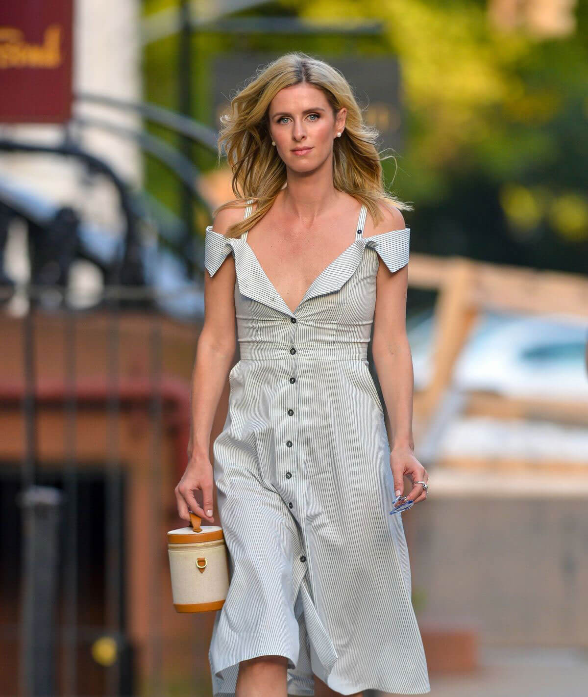 Nicky Hilton Out and About in New York 2018/07/13 1