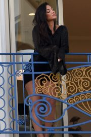 Nicole Scherzinger on the Set of a Photoshoot in Cannes 2018/05/16 5