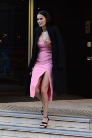 Nicole Trunfio Leaves Morning Show in Sydney 2018/07/16 1