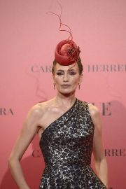 Nieves Alvarez at Vogue Spain 30th Anniversary Party in Madrid 2018/07/12 2