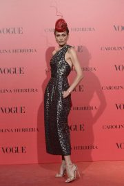 Nieves Alvarez at Vogue Spain 30th Anniversary Party in Madrid 2018/07/12 3