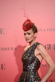 Nieves Alvarez at Vogue Spain 30th Anniversary Party in Madrid 2018/07/12 5