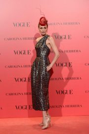 Nieves Alvarez at Vogue Spain 30th Anniversary Party in Madrid 2018/07/12 6