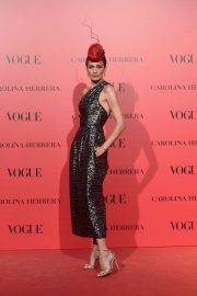 Nieves Alvarez at Vogue Spain 30th Anniversary Party in Madrid 2018/07/12 8