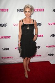 Nikki Caster at Outfest Film Festival Opening Night Gala in Los Angeles 2018/07/12 2