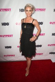 Nikki Caster at Outfest Film Festival Opening Night Gala in Los Angeles 2018/07/12 6