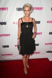 Nikki Caster at Outfest Film Festival Opening Night Gala in Los Angeles 2018/07/12 9