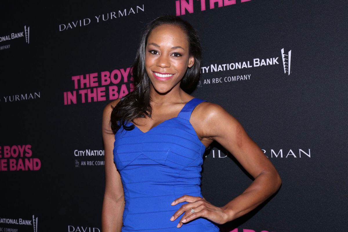Nikki M. James at The Boys in the Band 50th Anniversary Celebration in New York 2018/05/30 1