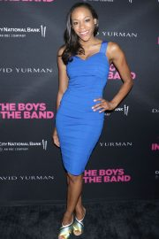 Nikki M. James at The Boys in the Band 50th Anniversary Celebration in New York 2018/05/30 2
