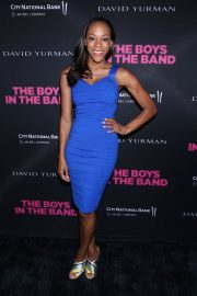 Nikki M. James at The Boys in the Band 50th Anniversary Celebration in New York 2018/05/30 4