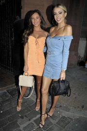 Olivia Attwood and Shelby Tribble at Night Out in Manchester 2018/07/14 1