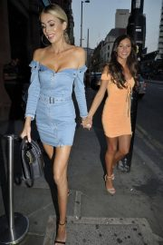 Olivia Attwood and Shelby Tribble at Night Out in Manchester 2018/07/14 2