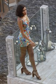 Olivia Culpo Out for Lunch at Amante Beach Club in Ibiza 2018/06/29 9