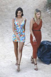 Olivia Culpo Out for Lunch at Amante Beach Club in Ibiza 2018/06/29 10