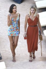 Olivia Culpo Out for Lunch at Amante Beach Club in Ibiza 2018/06/29 17