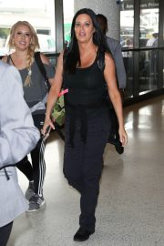 Patti Stanger at Los Angeles International Airport 2018/07/27 4