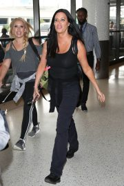 Patti Stanger at Los Angeles International Airport 2018/07/27 7