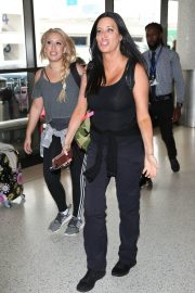 Patti Stanger at Los Angeles International Airport 2018/07/27 9