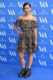 Pearl Mackie at Victoria and Albert Museum Summer Party in London 2018/06/13 1