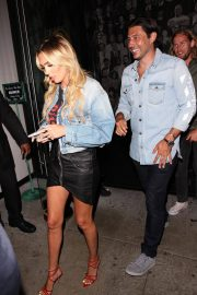 Petra Ecclestone and Sam Palmer at Craig's Restaurant in West Hollywood 2018/06/15 8
