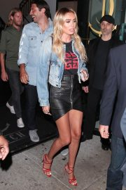 Petra Ecclestone and Sam Palmer at Craig's Restaurant in West Hollywood 2018/06/15 14