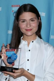 Phillipa Soo at broadway.com audience choice awards winners cocktail party in new york 2018/05/24 4