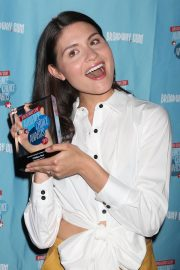 Phillipa Soo at broadway.com audience choice awards winners cocktail party in new york 2018/05/24 5