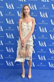 Phoebe Dynevor at Victoria and Albert Museum Summer Party in London 2018/06/13 7